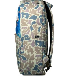 Herschel Supply Co. Duck Camo/Paradise Parker Backpack Model Picutre