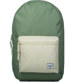 Herschel Supply Co. Defender Green/Bone Settlement Backpack Picutre