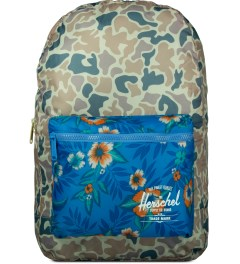 Herschel Supply Co. Duck Camo/Paradise Packable Daypack Picutre