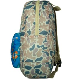 Herschel Supply Co. Duck Camo/Paradise Packable Daypack Model Picutre