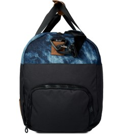 Herschel Supply Co. Black/Acid Denim Lonsdale Duffle Bag Model Picutre