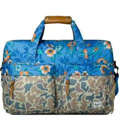 Herschel Supply Co. Duck Camo/Paradise Walton Duffle Bag Picutre