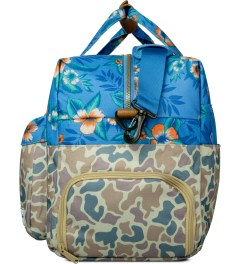 Herschel Supply Co. Duck Camo/Paradise Walton Duffle Bag Model Picutre