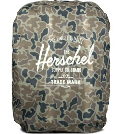 Herschel Supply Co. Duck Camo Packable Rain Cover Picutre