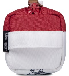 Herschel Supply Co. White/Racing Red/Mark Teal Settlement Case Model Picutre