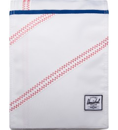 Herschel Supply Co. White/Regatta Blue Canteen Lunch Pack Picutre