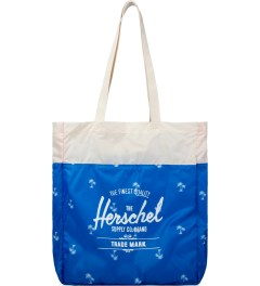 Herschel Supply Co. Resort/Bone Packable Travel Tote Picutre