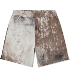 Uppercut Multicolor Tie-dye Shorts Picutre