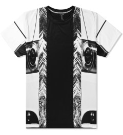 Uppercut Black/White BNW T-Shirt Picutre
