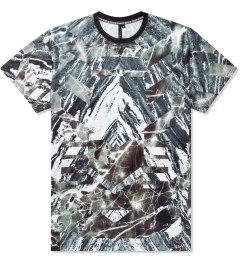 Uppercut Multicolor Marble Print T-Shirt Picutre