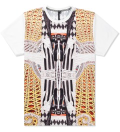 Uppercut Multicolor B-Main Print T-Shirt Picutre