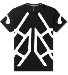 Uppercut Black Structure C T-Shirt Picutre