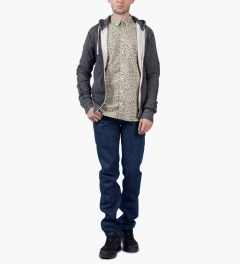 Libertine-Libertine Deep Blue Aero Jeans Model Picutre