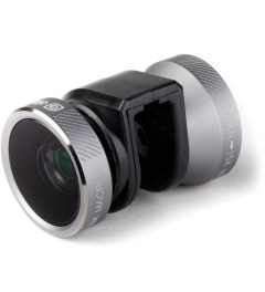olloclip Space Grey Lens/Black Clip 4-in-1 Fisheye,Wide-Angle,2 Macros iPhone5/5s Lens Picutre