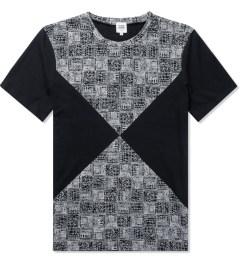 Opening Ceremony Black Diamond Print T-Shirt  Picutre