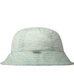 Publish Cerulean Rylan Multi-colored Stripe Bucket Hat Model Picutre