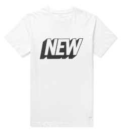 Stampd White New T-Shirt Picutre