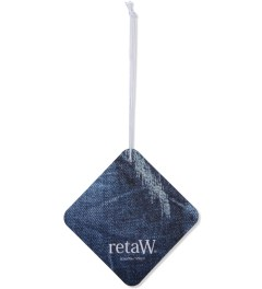 retaW Denim Allen Farbic Car Tag Picutre