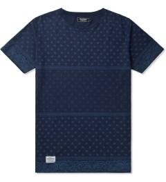 Grand Scheme Navy Bandana T-Shirt Picutre