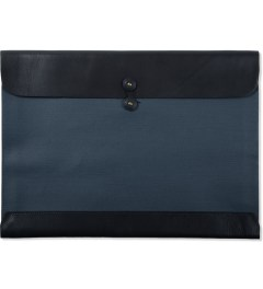 POSTALCO Navy Blue Legal Envelope Picutre