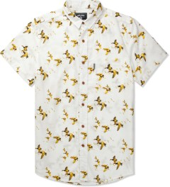 Grand Scheme White Duck Season S/S Shirt Picutre