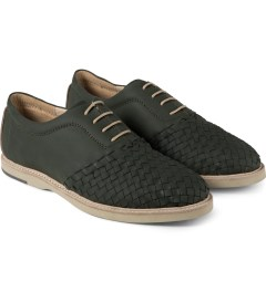 Thorocraft Tank Ross Shoes Model Picutre
