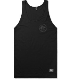 ICNY Black Running Club Tank Picutre