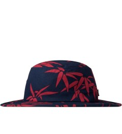 HUF Navy Bamboo Jungle Hat Picutre