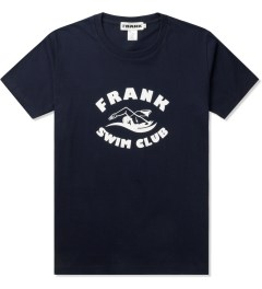 Frank Navy Swim Club T-Shirt Picutre