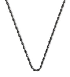 Mister Black Mr. Rope Chain Necklace Picutre