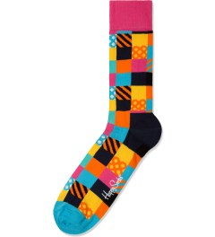 Happy Socks Multicolor Mini Square Socks Picutre