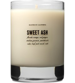 Baxter of California Sweet Ash Flammable Soy Wax Scented Candle Picutre