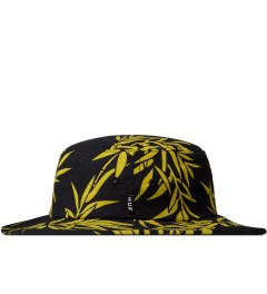 HUF Black Bamboo Jungle Hat Model Picutre