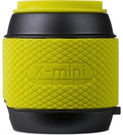 X-mini Yellow X-Mini ME Thumbsize Speaker Picutre