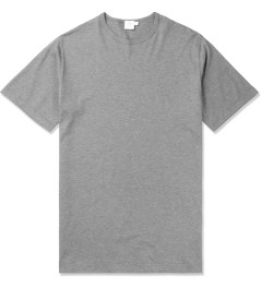 SUNSPEL Charcoal S/S Crewneck T-Shirt Picutre