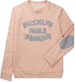 BWGH Salmon/Blue Brooklyn Parle FR2 Sweater Picutre