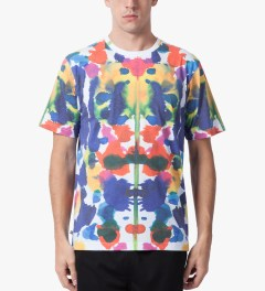The Quiet Life Multicolor Premium Blot T-Shirt Model Picutre