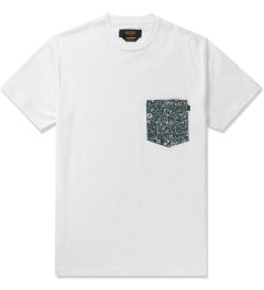 10.Deep White Tribes Pocket T-Shirt Picutre