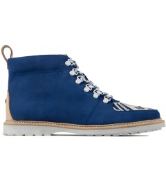 Thorocraft Blue Monte Rosa Shoes Picutre