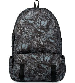 Brownbreath Black SYM Pattern Civitas Backpack Picutre
