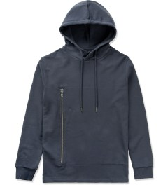 Blood Brother Grey Frett OTH Hoodie Picutre