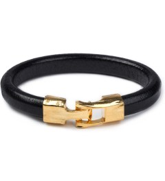 Mister Black MR. Leather Band Bracelet Picutre