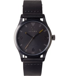 TRIWA Black Sort of Black Storm Watch Picutre