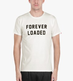 FUCT SSDD White SSDD Forever Loaded T-Shirt Model Picutre