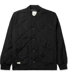 Marshall Artist Black Thermal Insulated Jacket Picutre
