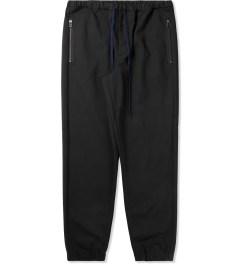 3.1 Phillip Lim Black Side Zippered Pockets Classic Lounge Pants Picutre