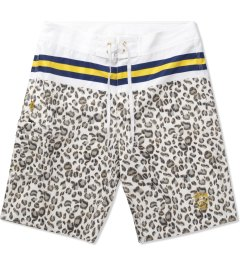 Stussy White Rich Cat 10.5 Trunk Picutre