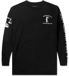 BEENTRILL Black Injustice L/S T-Shirt Picutre