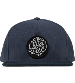 The Quiet Life Blue Day Logo Snapback Cap Picutre