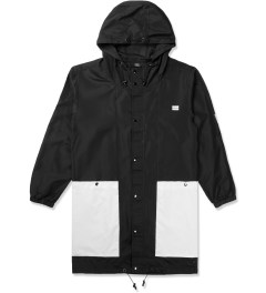 Thing Thing Black/White Oxy Windbreaker Jacket Picutre